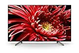 Sony KD-65XG8596 - Fernsehen 65' 4K Ultra HD HDR LED mit Android TV (Motionflow XR 1000 Hz, 4K HDR Processor X1, Bildschirm TRILUMINOS, Wi-Fi), schwarz