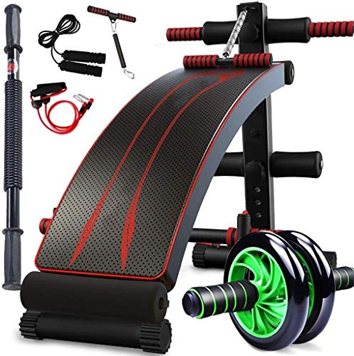 New YLSP Consumer and Commercial Fitness Equipment Board Sit-ups Sit Reverse Crunches Handle Plate f...