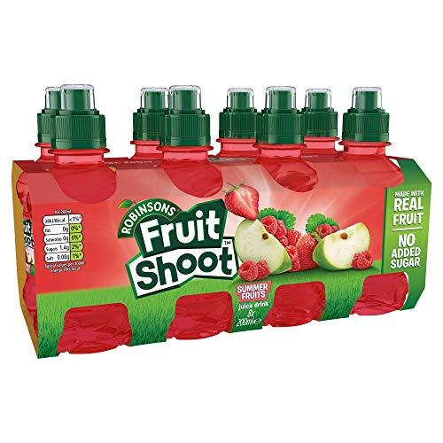 Robinsons Fruit Shoot Sommer Fruits Low Sugar 8x200ml