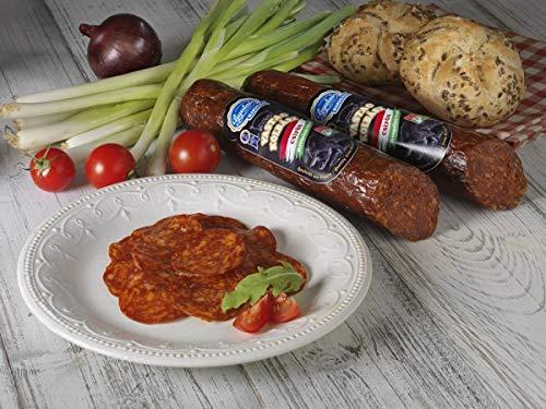 Gyulaer Mangalica Wurst, pikant 550 g