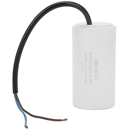 Cbb60 Kondensator Motorbetriebskondensator 450v 60uf Kondensator Esr Umweltfreundlich Für Elektrische Haushaltsgeräte Gewerbe Industrie Wissenschaft