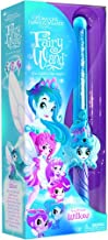 Of Dragons, Fairies, and Wizards Fairy Willow Hand Held Wand, Blue