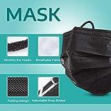 Zoom IMG-2 madprice 50 pezzi mascherine nere
