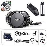 Bafang BBS01B 36V 250W / 350W Kit di conversione Bici elettrica di conversione Bicicletta elettrica o Kit con Batteria E-Bike e Caricabatterie