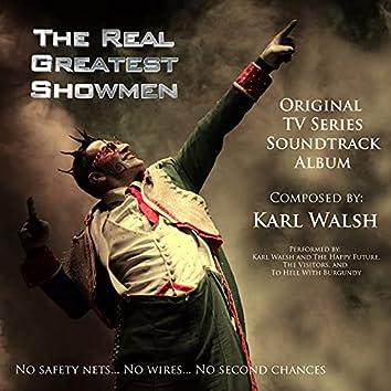 The Real Greatest Showmen - Series 1 (Original Tv Series Soundtrack)