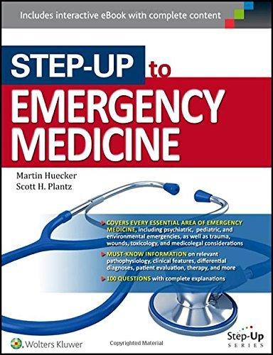Step-Up to Emergency Medicine by Martin Huecker (2015-11-01)