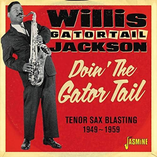 """Willis """"Gator Tail"""" Jackson"""