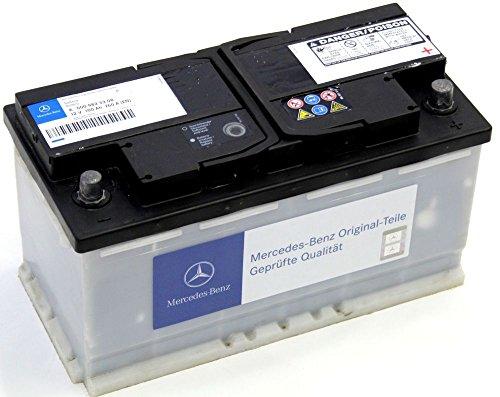 Bateria Automovil 12V - Original Mercedes-Benz 100Ah + derecha 760A