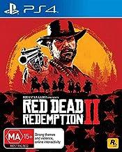 Red Dead redemption 2 PS4 RockStarGames