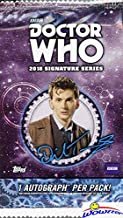 doctor who signature series