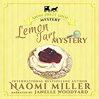 Lemon Tart Mystery cover art