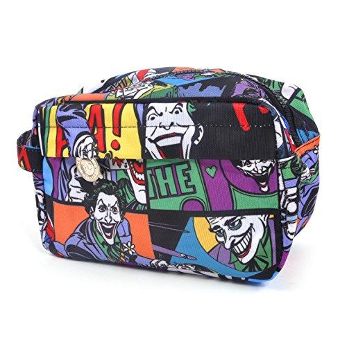 The Joker Comic Kulturbeutel Mehrfarbig