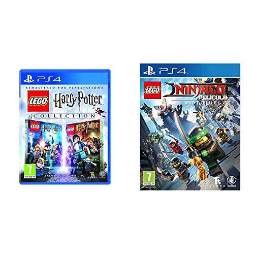 Lego Harry Potter Collection [Importación Inglesa] + Ninjago
