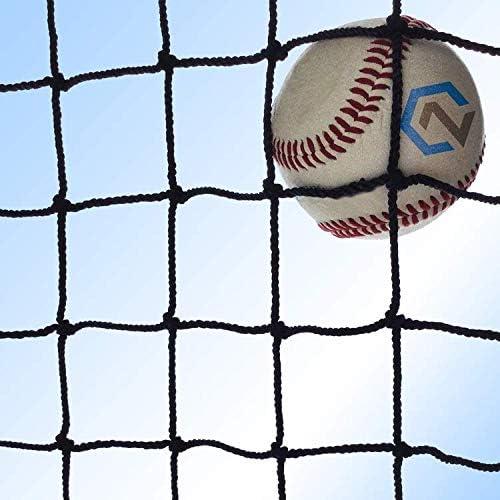 Baseball and Softball Backstop Dealing full price reduction Regular dealer Netting #36 Barrier Nylon