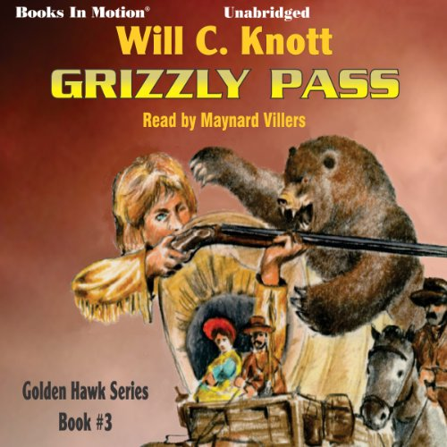 Couverture de Grizzly Pass