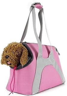 New Blue pet bag outdoor travel portable breathable comfortable Oxford cloth dog cat handbag shoulder bag Pet supplies