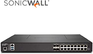 Sonicwall | NSA 2650 | 01-SSC-1936 | Security Appliance Firewall, Black