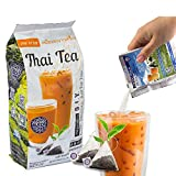 MezzoX Healthy Thai Tea Great tasting milk tea and full of antioxidants. Premium Thai Tea. Pack of 5 Servings. Make Anytime, Anywhere