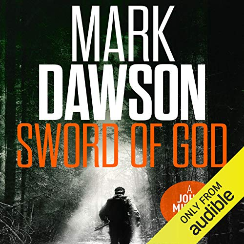 The Sword of God audiobook cover art