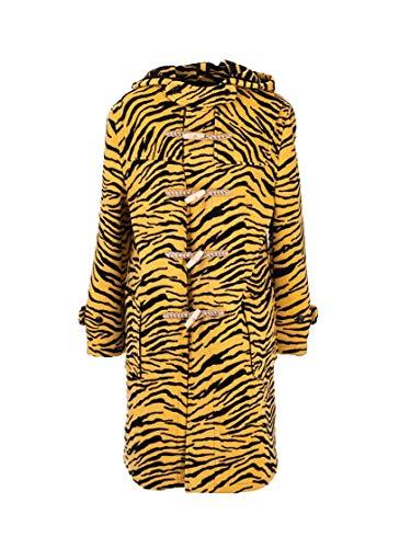 Céline Luxury Fashion Damen 2M037617F11LK Gelb Wolle Mantel | Herbst Winter 19