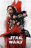 Trends International Star Wars: The Last Jedi - Imax Wall Poster, 22.375' x 34', Unframed Version