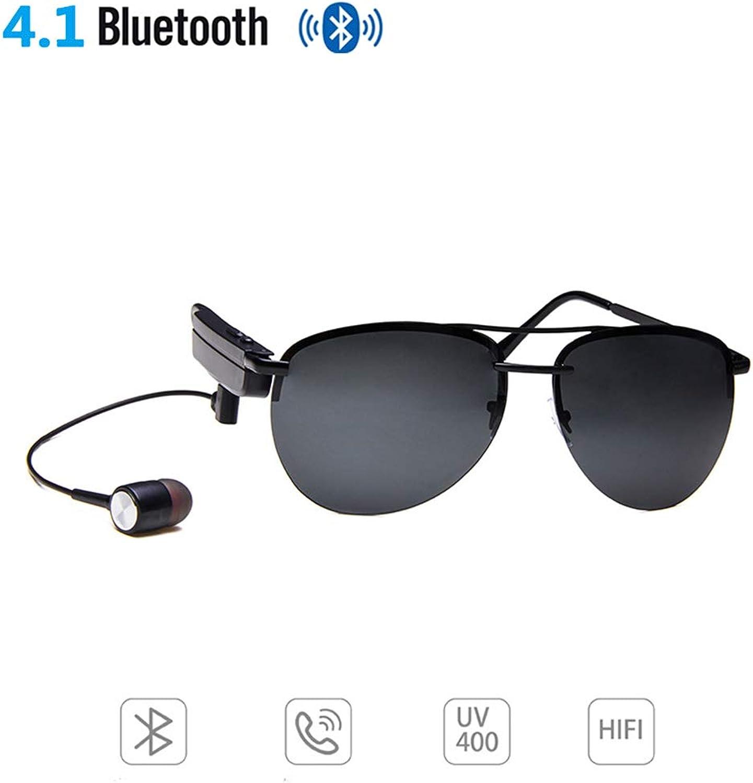 Intelligente Brille mit polarisierter Blautooth-Kopfhrersonnenbrille, die die Sportsonnenbrille fhrt, die auf Musiktelefonglser hrt