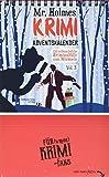 Mr. Holmes Krimi-Adventskalender Vol. 3: 24 weihnachtliche Kriminalfälle zum Miträtseln - Philip Krömer