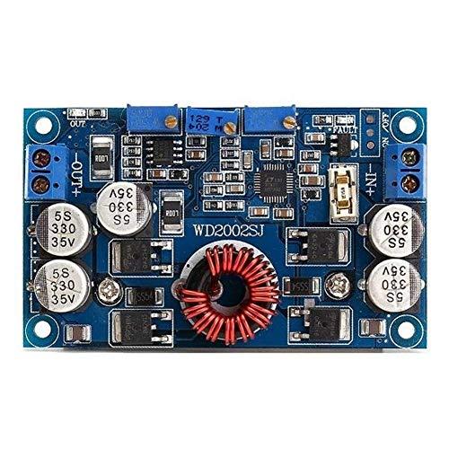 LONGWDS Sensor de Rango de Infrarrojos de Automático Ajustable Bajada Módulo Regulador de 5V-32V 1V-30V DC Módulo LTC3780 for 10A