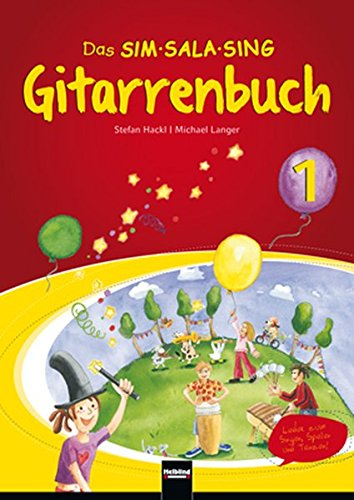Das SIM-SALA-SING Gitarrenbuch, m. Audio-CD, Band 1