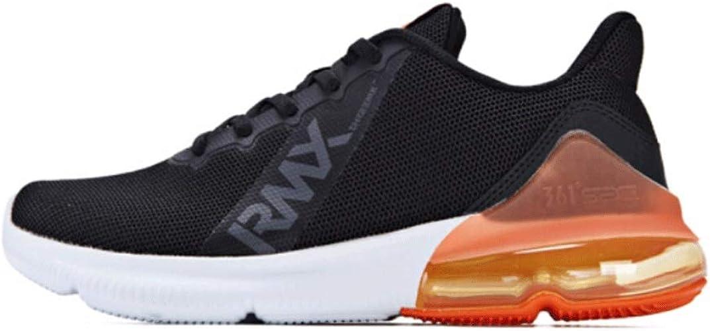 MUZIWENJU Chaussures de Course for Homme, Chaussures de Course en Coussin d'air en engrener, Chaussures de Course à Absorption d'absorption des Chocs (Trois Couleurs en Option)