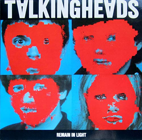 Remain in Light [12 inch Analog]