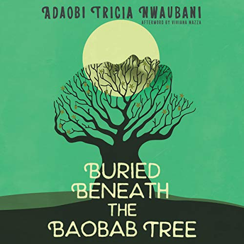 Buried Beneath the Baobab Tree audiobook cover art