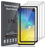 LK [3 PACK Screen Protector for Samsung Galaxy