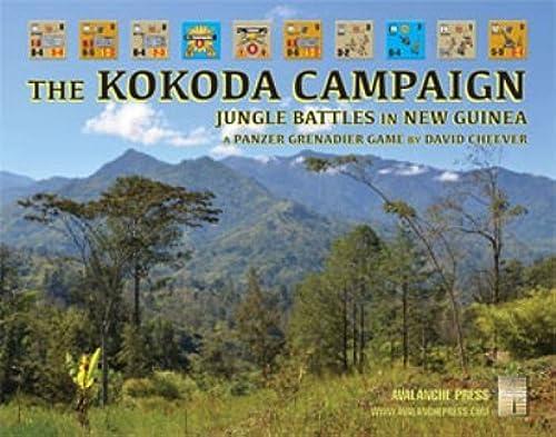 ventas en línea de venta Kokoda Campaign, The SW SW SW by Panzer Grenadier - Boxed Games  Con precio barato para obtener la mejor marca.