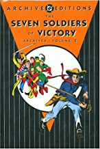 Seven Soldiers of Victory Archives, Vol. 2 (DC Archive Editions)