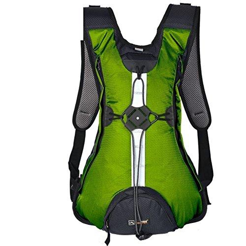 Sincere® Package / Sacs à dos / Portable / Vélo sac / package sac / extérieur sac de sport / sac à dos Ultralight extérieur / équitation -vert 20L