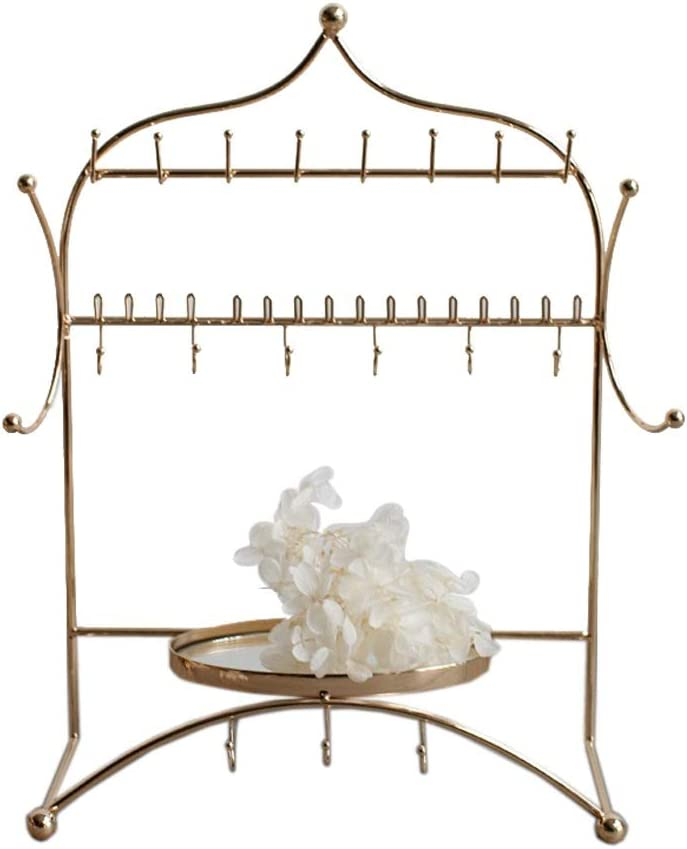 2021 model TJLSS Jewelry We OFFer at cheap prices Display Stand Earring Organizer Nec Holder