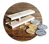 Detector moneda oro por sonido, complemento para bascula precision