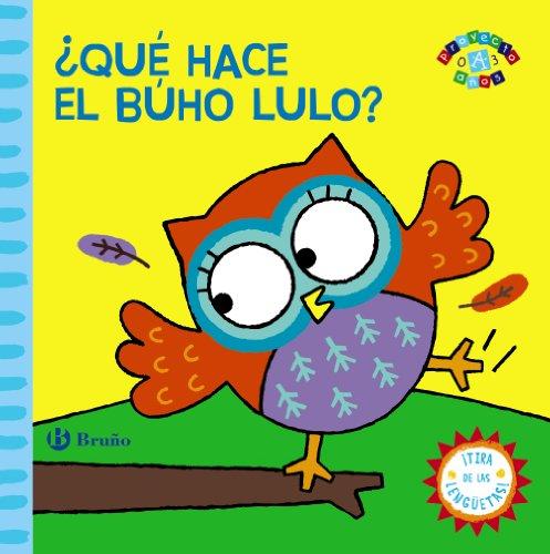 ¿Qué hace el búho Lulo? (Tira De Las Lenguetas)