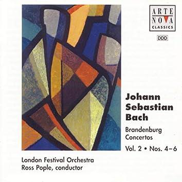 Brandenburg Concertos Vol.2