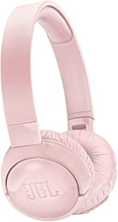 JBL Tune600BTNC On Ear Active Noise-Cancelling Bluetooth hoofdtelefoon Oor-liggend 18.6 x 4.7 x 21.9 cm roze