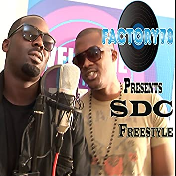 Factory78 Presents SDC Freestyle - Single