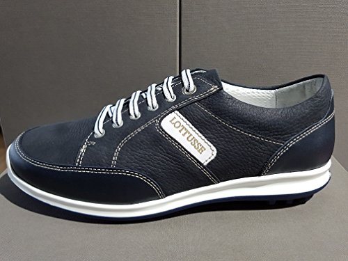 Lottusse Golf Schuhe Men Twister Ocean Blue 44