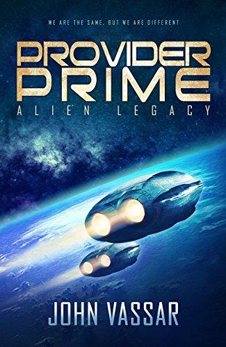 Book: Provider Prime by John Vassar