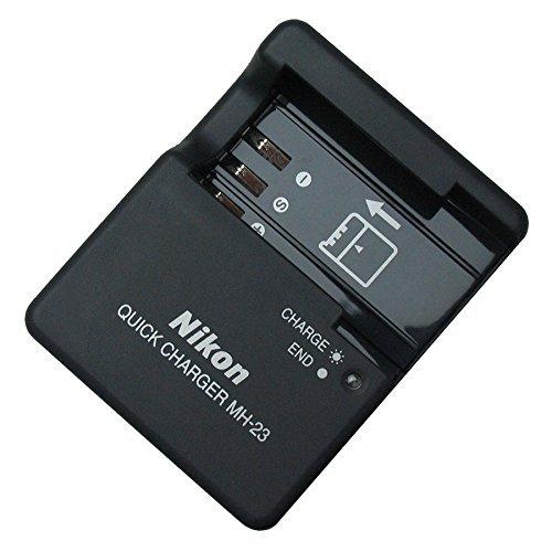 MH-23 MH23 Battery Charger Power Adapter for Nikon EN-EL9 D40X D40 D60 D3000 D5000 D8000 EN EL9 EN EL9A