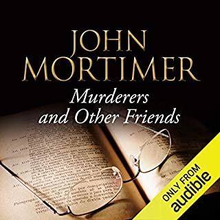 Murderers and Other Friends audiobook cover art