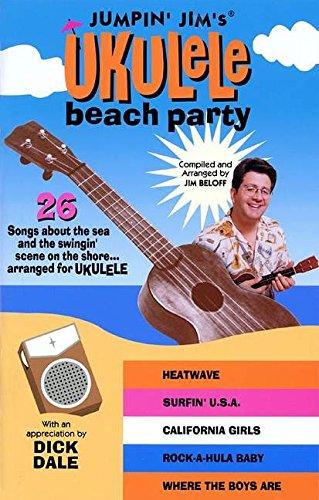 Jumpin' Jim's Ukulele Beach Party