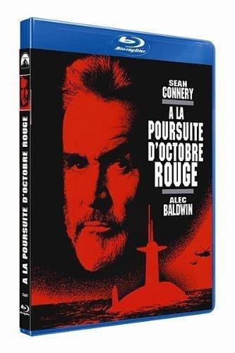 A la poursuite d'octobre rouge [Blu-ray] [FR Import]