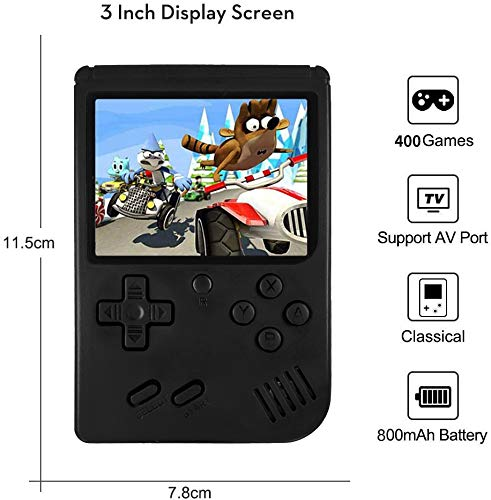 Amazon.es: Consola de Juegos Portátil, Consola de Juegos 3 ...