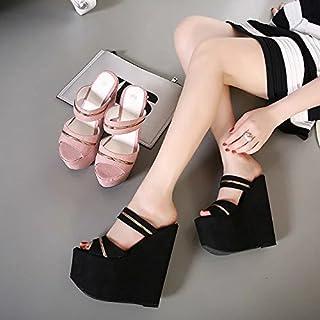 f12d0e9ff324d2 GTVERNH-Women'S Shoes/Scarpe/Donna/Tacco In Estate 17Cm Tacchi A Spillo